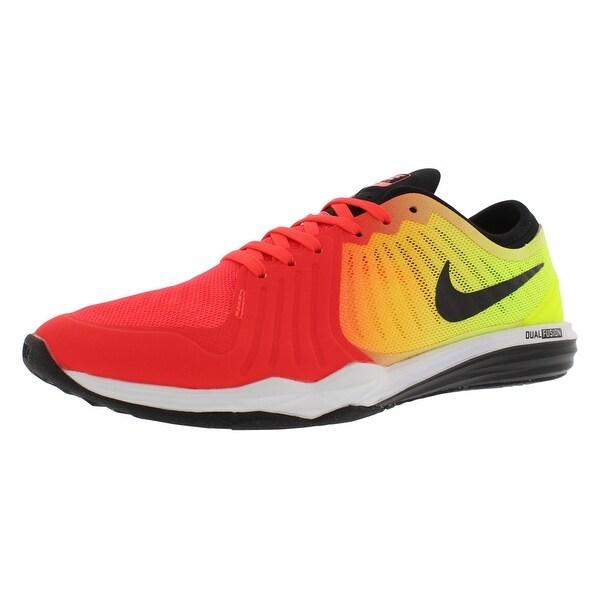 Nike Dual Fusion Tr 4 Print Women's Shoes - 7.5 b(m) us