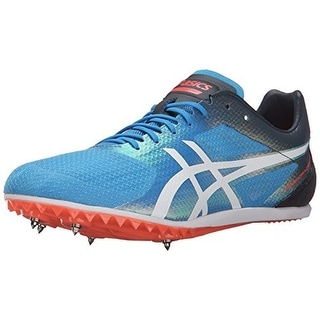 Asics Mens Cosmoracer Track Spikes Running Shoes