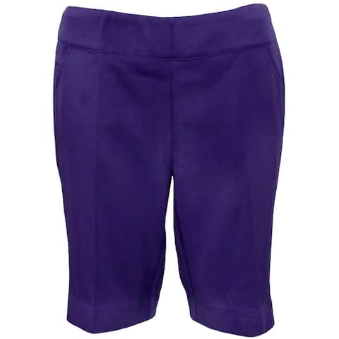 Page & Tuttle Womens Pull On Short Athletic Shorts Shorts