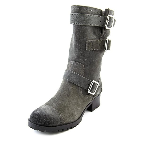 Marc Fisher Arianna Women Grey Boots