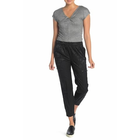 RACHEL ROY Womens Black Pants Size XS