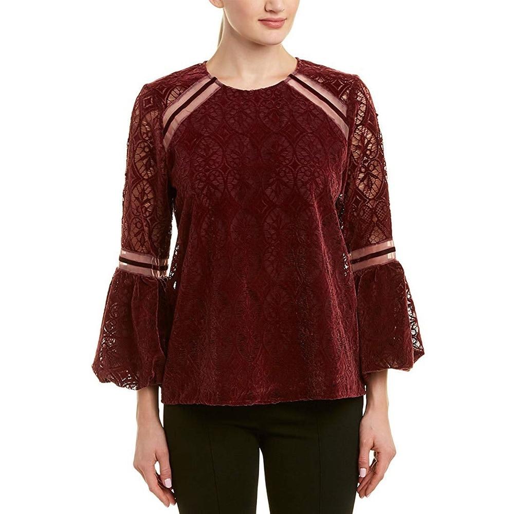 ACFUNEJRQ Womens Round Neck,Short Sleeve,Contrast Color Sequin Art Wolf T-Shirt