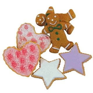 "Bakery Collection 6pc 18"" Doll Cookies for 18"" American Girl Doll Furniture & Play Food Accessories"