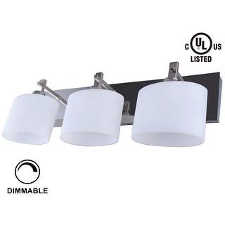 Dimmable LED Vanity Mirror Light,28W Indoor Bath/Wall Lighting Fixture,2700K
