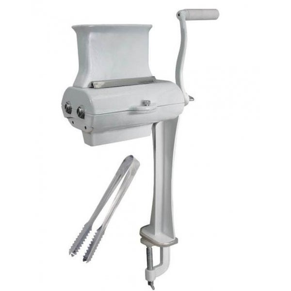 Weston 07-4101-W Hand-Operated Meat Cuber/Tenderizers, White