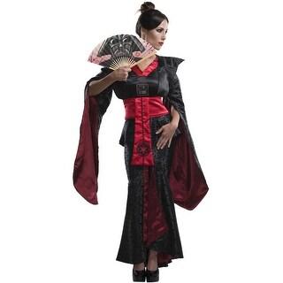 Rubies Darth Vader Samurai Female Adult Costume - Solid - Large