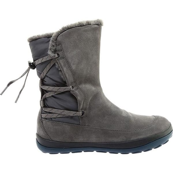 6efb9e4ecd4 Shop Camper Women's Peu Pista GORE-TEX Boot Black Smooth Leather ...
