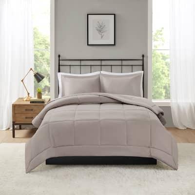 Madison Park Belford Microcell Down Alternative Comforter Set