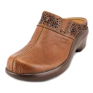 Ariat Santa Cruz Mule Women Round Toe Leather Brown Mules