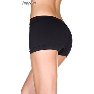 Spandex Seamless Boy Short, Seamless Boyshort - One Size Fits most