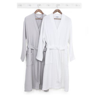 Authentic Hotel and Spa 100% Turkish Cotton Smyrna Luxury Robe