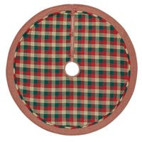 """VHC Brands Reed Tree Skirt 48"""""""