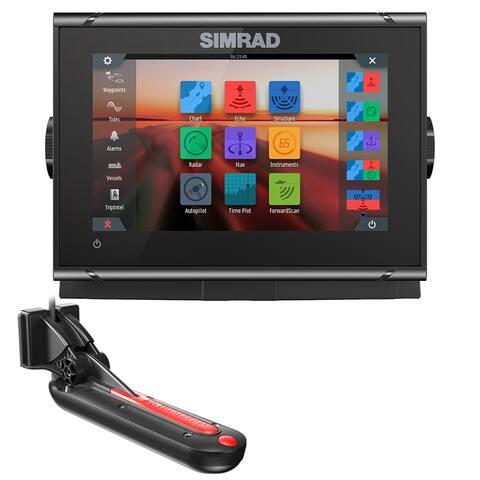 Simrad GO7 XSR Combo 000-14077-001 GO7 XSR Combo