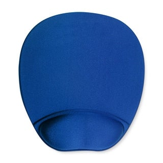Memory Foam Mousepad - Blue