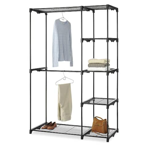 Portable Practical 5-Tier Wardrobe