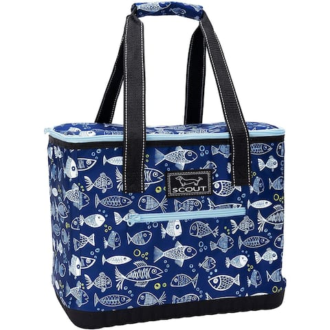 SCOUT The Stiff One Cooler Bag, Insulated Soft Cooler Bag,, Blue, Size No Size - No Size