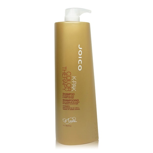 Joico K-Pak Color Therapy Shampoo 33.8 Oz With Pump