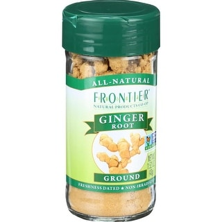 Frontier Herb - Ground Ginger Root ( 2 - 1.52 OZ)