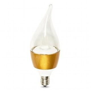Verbatim VER98423 True Candle Candlelight 1900K LED Bulb