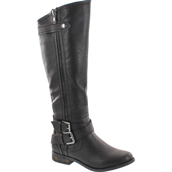 Rampage Women's Hansel Riding Boot - Black