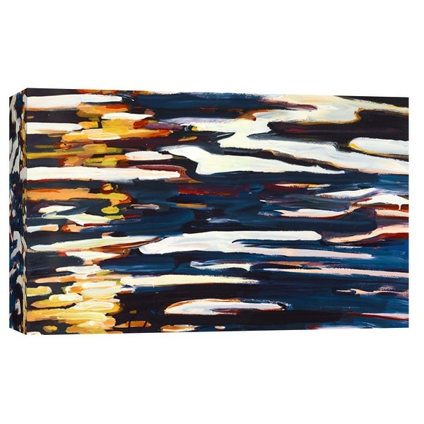 """PTM Images 9-102111 PTM Canvas Collection 8"""" x 10"""" - """"Fading Light II"""" Giclee Abstract Art Print on Canvas"""