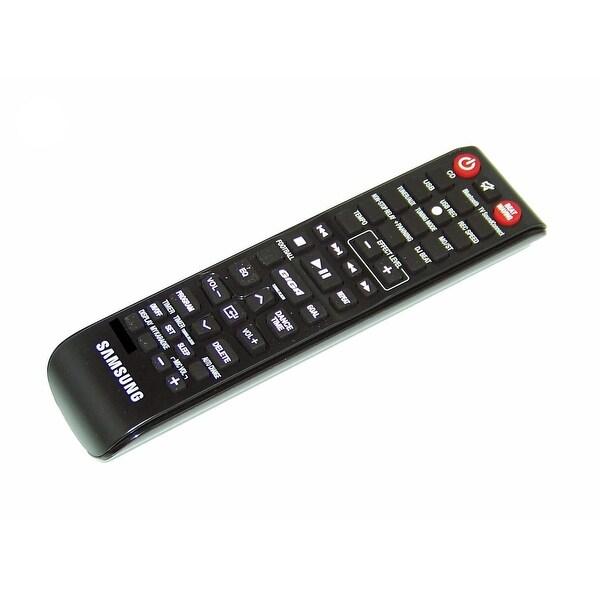 OEM Samsung Remote Control: MXHS8500/ZA, MX-HS8500/ZA, MXHS9000, MX-HS9000, MXHS9000/ZA, MX-HS9000/ZA