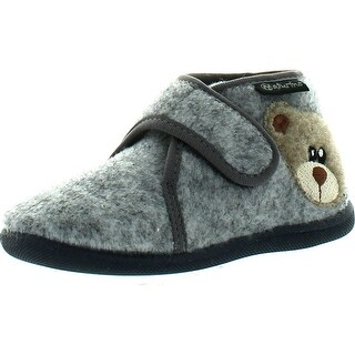 Naturino Kids 7454 European Wool Bear Slippers