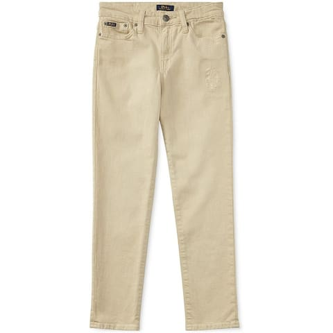 Polo Ralph Lauren Boy's Denim Sullivan Stretch Jeans