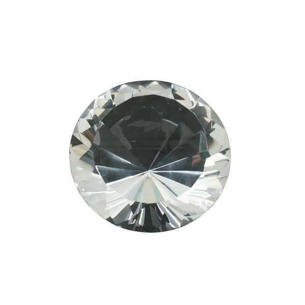 "Crystal 6"" Diamond, Clear. Opens flyout."