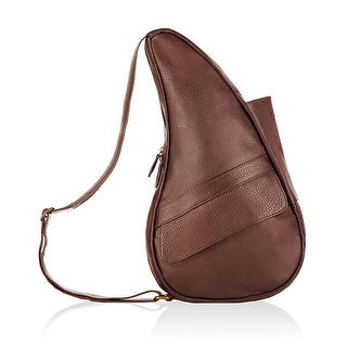 AmeriBag Extra Small Leather Healthy Back Bag - Chestnut Extra Small Leather Healthy Back Bag