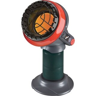 Mr. Heater Portable 3800 BTU Little Buddy Propane Heater (Heats 95 SQ.FT)