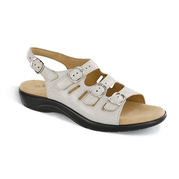 SAS Womens Mystic Open Toe Casual Slingback Sandals