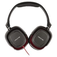 Creative 51EF0700AA001 Creative Draco HS880 Headset - Stereo - Mini-phone - Wired - 32 Ohm - 20 Hz - 20 kHz - Over-the-head -
