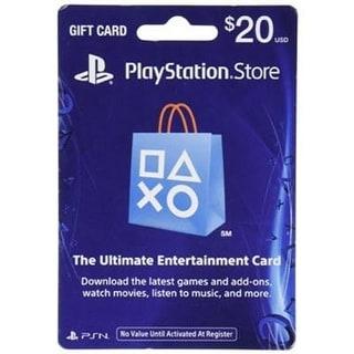 Sony Playstation 3002073 20 Dollar Psn Card Live Fy17