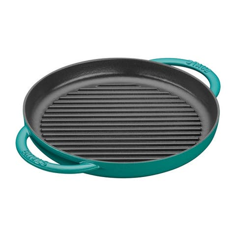 Staub Cast Iron 10-inch Pure Grill