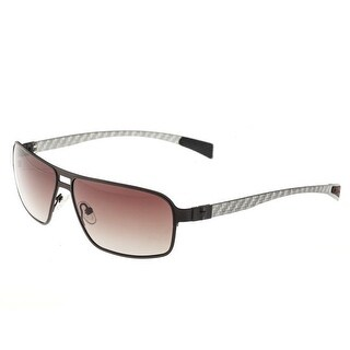 Breed Sunglasses Meridian Sunglasses - Polarized Silver Titanium