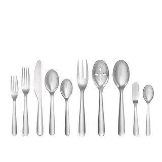 Nambé 45 Piece Pop Flatware Set