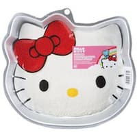 "Hello Kitty 11""X10.1""X1.9"" - Novelty Cake Pan"