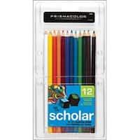 Prismacolor Scholar Colored Pencil Set 12/Pkg-