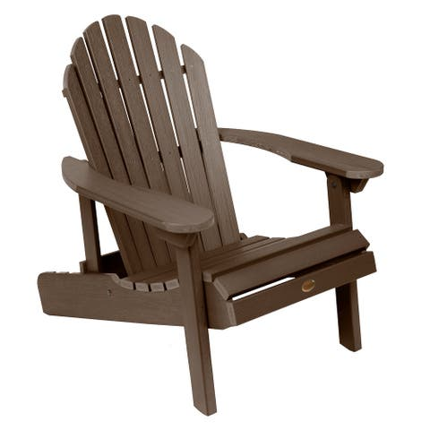Mandalay Eco-friendly Synthetic Wood Folding and Reclining Chair by Havenside Home