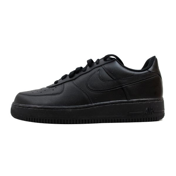 Nike Women's Air Force 1 Black/Black 307109-003