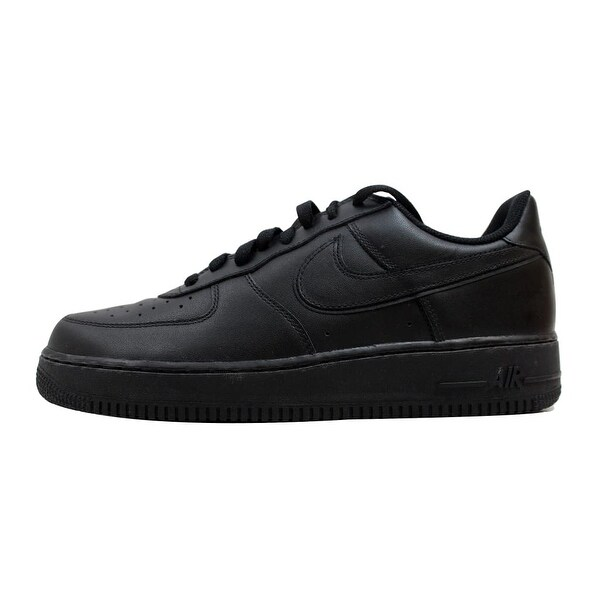 Nike Women's Air Force 1 Black/Black 307109-003