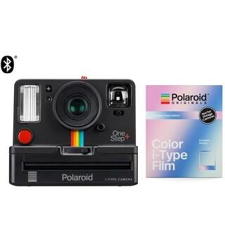 Polaroid Originals 9010 OneStep Bluetooth Camera and Gradient I-type Film