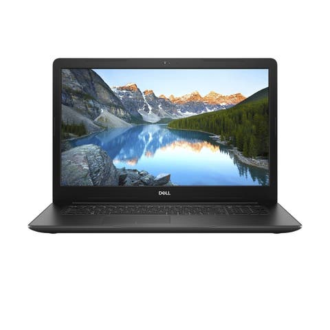 "Dell Inspiron 3780 Intel Core i7-8565U X4 4.6GHz 8GB 2TB 17.3"" Win10,Black(Certified Refurbished)"