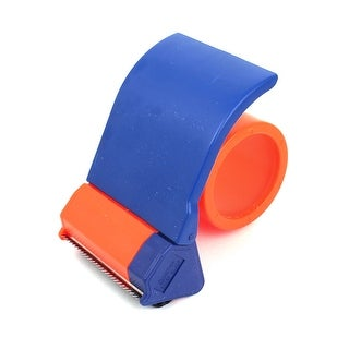 "Stationery Packaging Parcel 2.2"" Roll Tape Dispenser Holder Cutter Handy Tool"