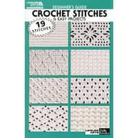 Beginners Guide Crochet Stitches - Leisure Arts