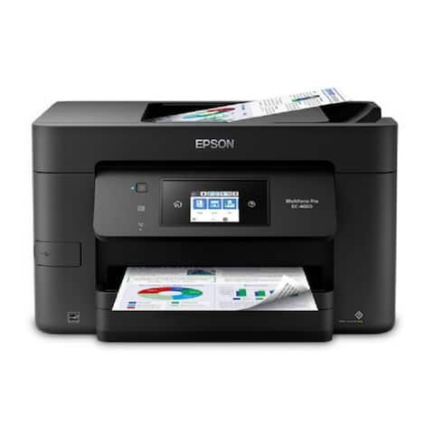 Epson WorkForce Pro EC-4020 Inkjet Multifunction Printer - Color