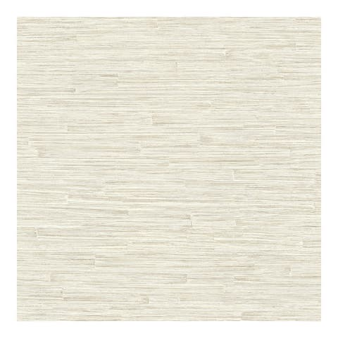 Hutton Cream Tile Wallpaper - 21 x 396 x 0.025