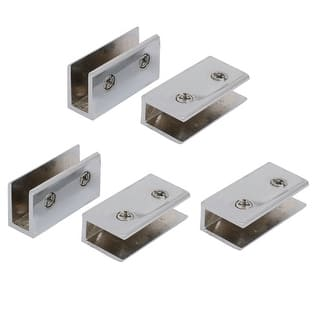 29mmx58mm Alloy Rectangle Shaped Glass Shelf Clamp Bracket Support 5pcs|https://ak1.ostkcdn.com/images/products/is/images/direct/cbdeea15613c934933a0f5cd262f6a54b499f66a/29mmx58mm-Alloy-Rectangle-Shaped-Glass-Shelf-Clamp-Bracket-Support-5pcs.jpg?impolicy=medium