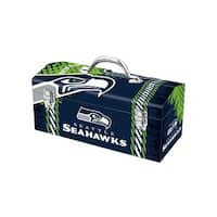 Sainty International 79-327 Seattle Seahawks Art Deco Tool Box